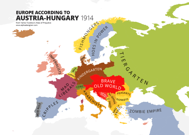europe-according-to-austria-hungary