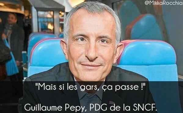 Pépy SNCF