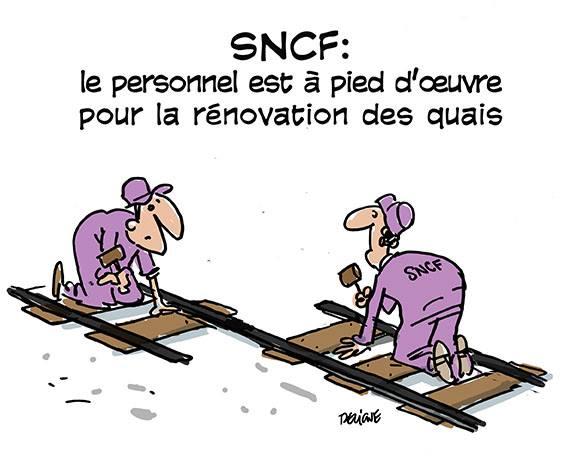 Deligne SNCF
