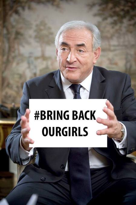 DSK #BRINGBACKOURGIRLS