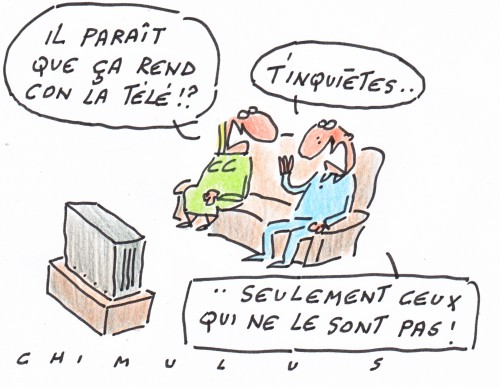 Chimulus TV France Humour