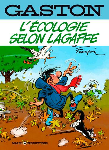 Gaston Lagaffe Ecologie