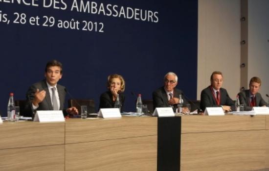 ARF Diplomatie Economique