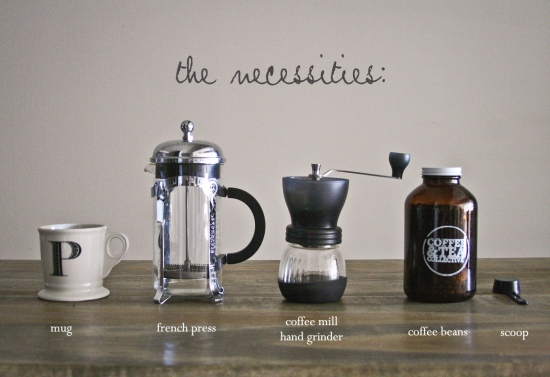 coffee-necessities