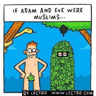 si-adam-et-eve-avaient-ete-musulmans