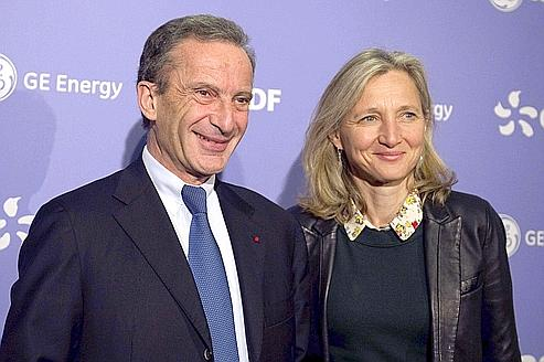 FRANCE-ENERGY-GE-EDF-CONTRACT