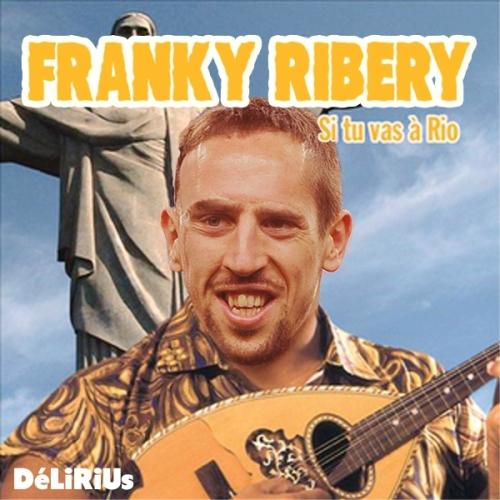 Frank Ribéry Football
