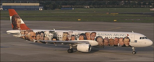 Autriche Austrian Mozart