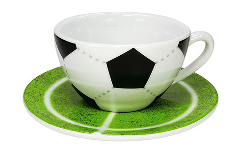 Café Football Foot Humour