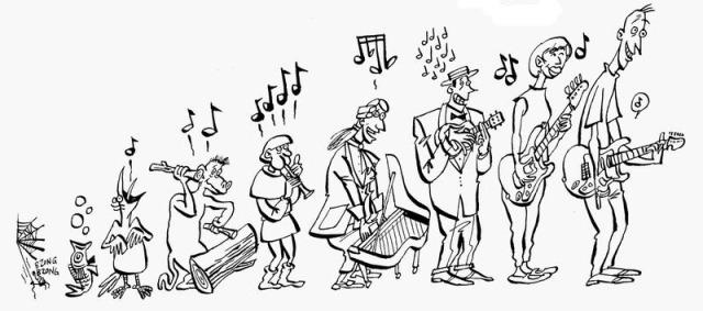 histoire musique