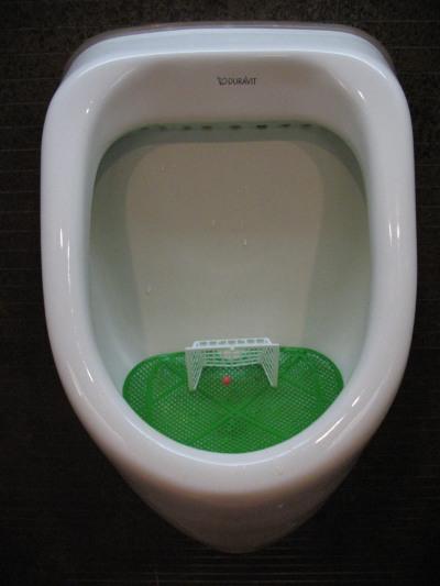 Urinal_football France #CM2014