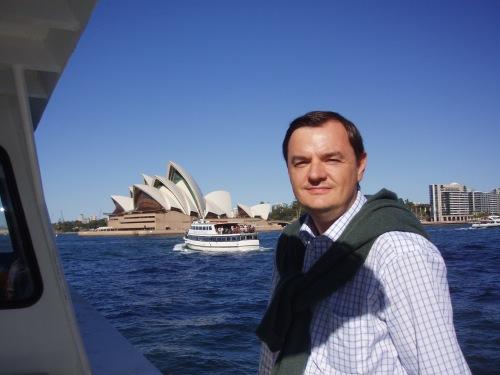 Renaud Favier Sydney Australie