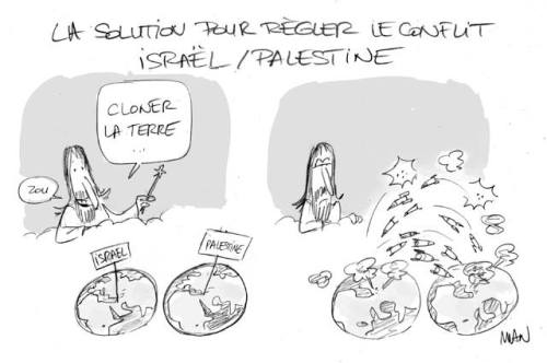 Dieu Man Palestine Israel Hamas
