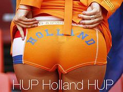 Orange Hup Hollande