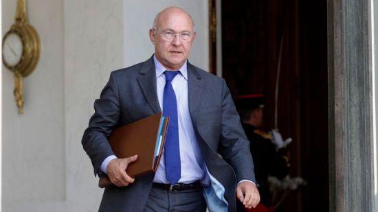 CONSEIL DES MINISTRES Allez les Bleus Michel Sapin Bercy