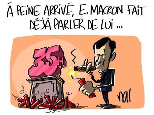 Macron Bercy Na