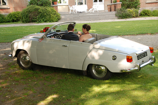 Saab Glamour