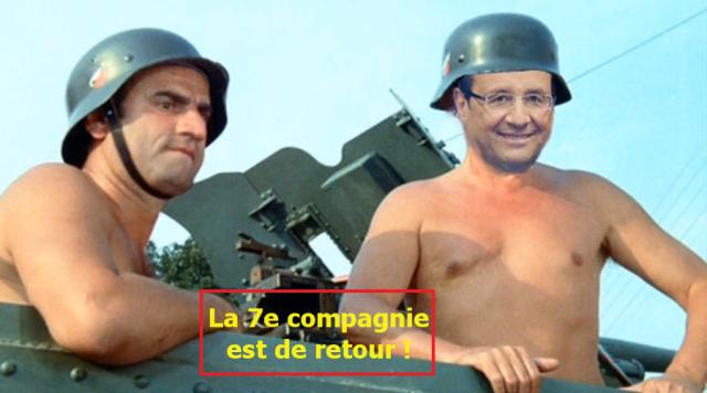 blog -Hollande_la 7e cie de retour