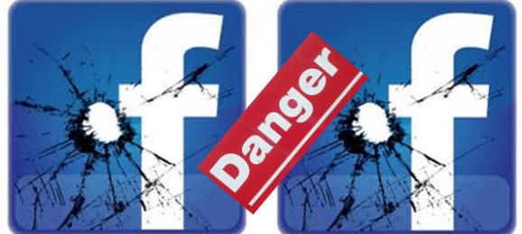 Facebook-danger