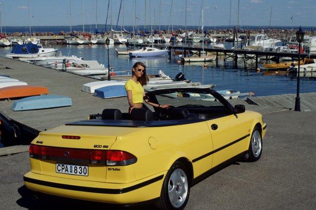 Saab-Convertible