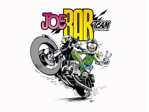 Salut Joe Bar team