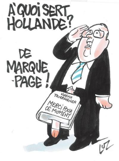 Hollande Charlie Hebdo
