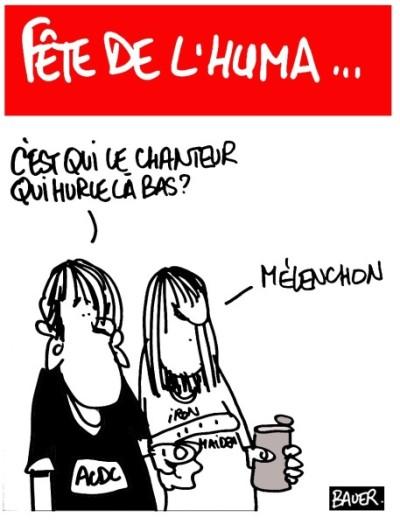 Parti Communiste Français - Page 18 Melenchon-fete-de-l-huma-dessin-humour