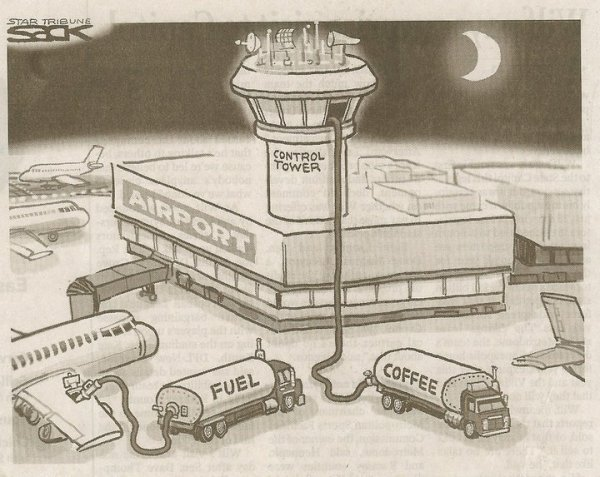 Refueling-the-Control-tower-at-the-airport