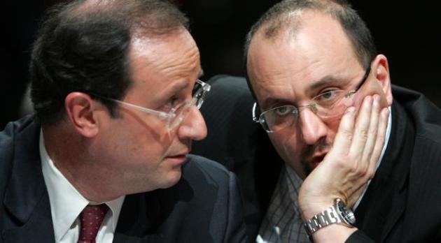 François Hollande Julien Dray