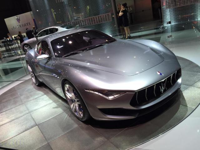 Maserati Italia