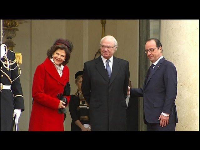 Les Visiteurs François Hollande