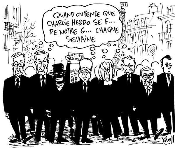 Kroll #JeSuisCharlie