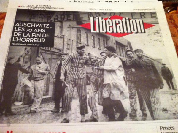 Auschwitz Libération