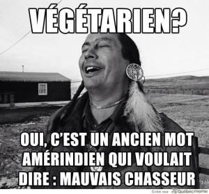 1er avril Végétarien