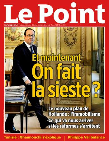 Le Point Hollande