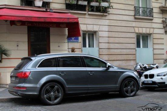 Audi BMW