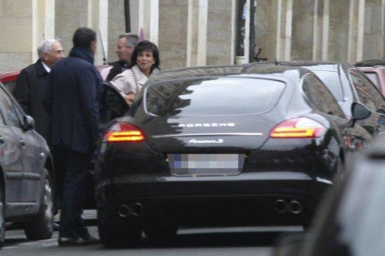 Porsche DSK Anne Sinclair -cliche-fiait-couler-beaucoup-encre
