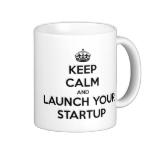 Keep Calm Startup