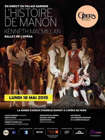 L HISTOIRE DE MANON