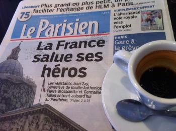 Pantheon Paris Café Gay Lussac Le Parisien 27 mai 2015 c Renaud Favier