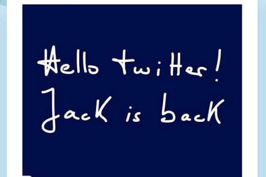 Jack is Back Signé #DSK
