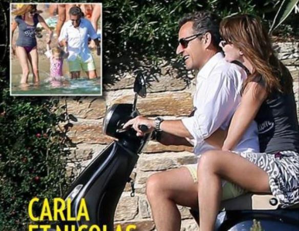 Sarkozy carla
