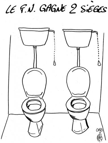 FN 2 sièges