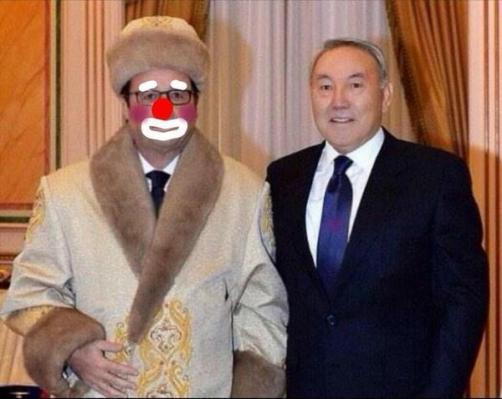 Hollande Ouzbekistan
