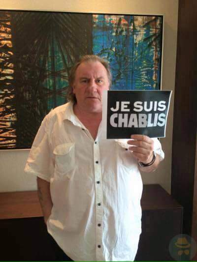 In Depardieu Veritas