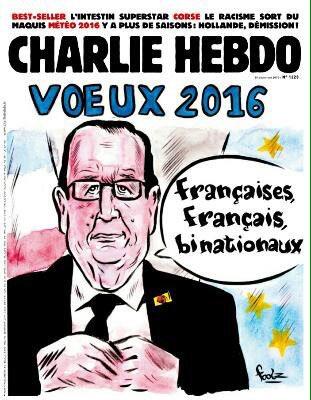 Charlie Voeux Hollande 2016