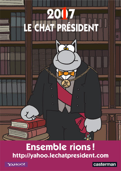 LeChatAfficheA3