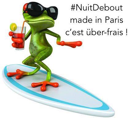 NuitDebout Paris