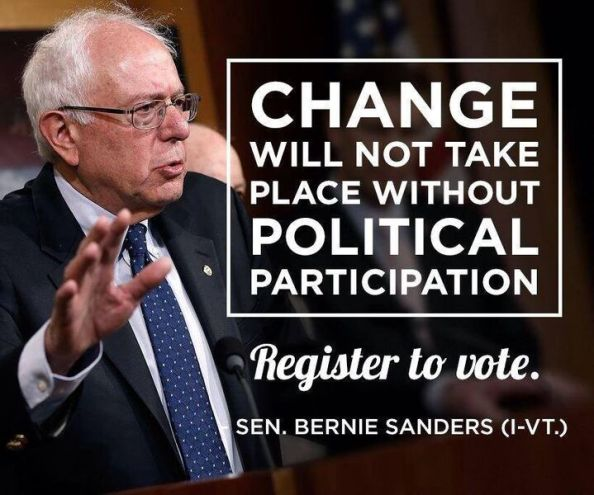 Bernie-Vote