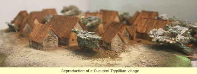 cucuteni-village1